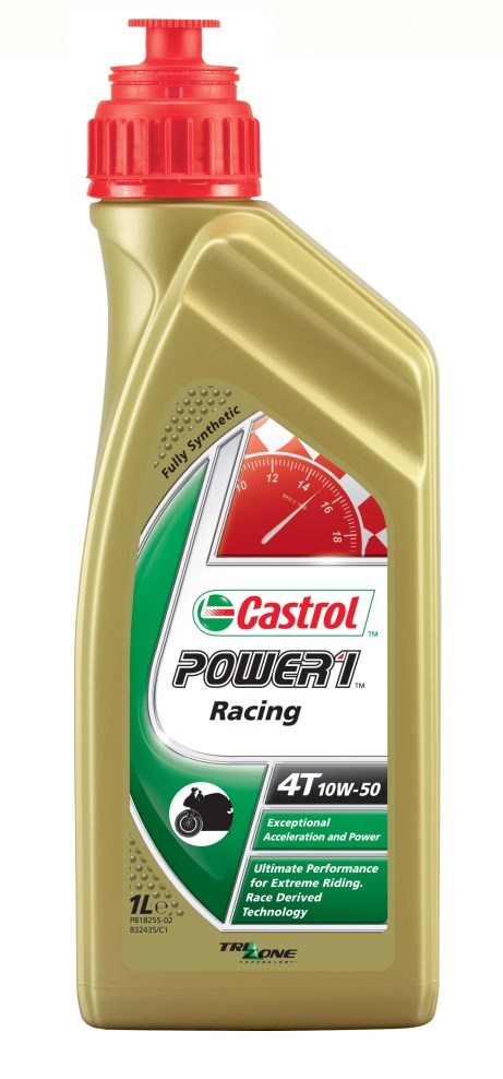 Power 1 Racing 4T 10W-50, 1 л 1506DC CASTROL – фото